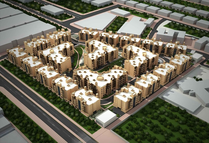 Muhaisnah Community Housing